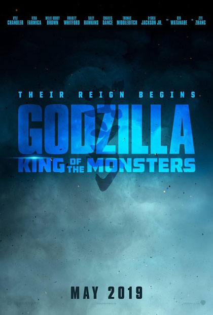 Godzilla 2- King of the Monsters