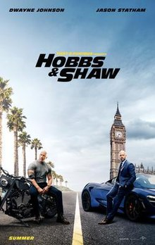 Fast and Furious Presents- Hobbs and Shaw
